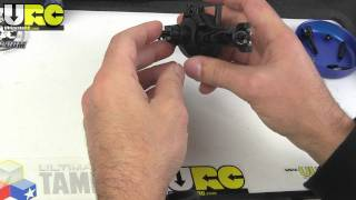 Axial SCX-10 Dingo Kit build part 1