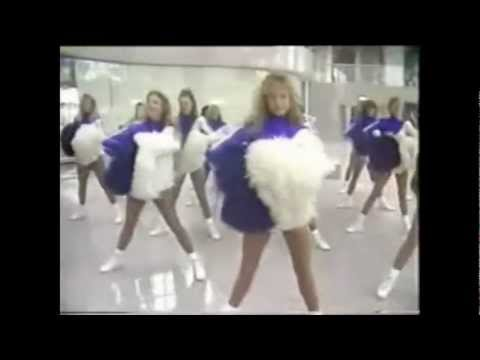 91FM Cheerleaders (Auckland, 1988) (2 of 2)