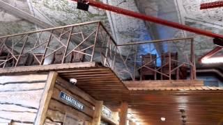 Любительское видео, снятое в нижегородском ресторане