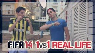 FIFA | 1v1 REAL LIFE w/Homyatol