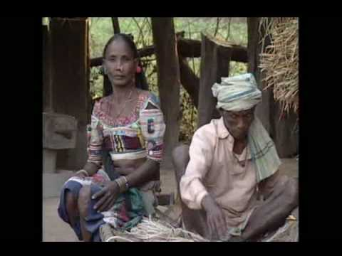 Documentary film - tharu tribal india by Telemission - Part 1 of 3