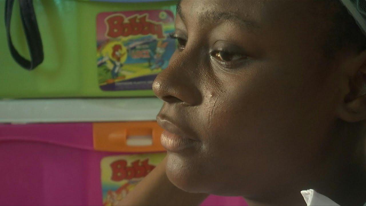 Download Nigerian women struggle to raise children born of Libya rape | AFP
