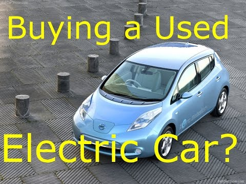 Buying A Used Electric, Is It A Good Idea?