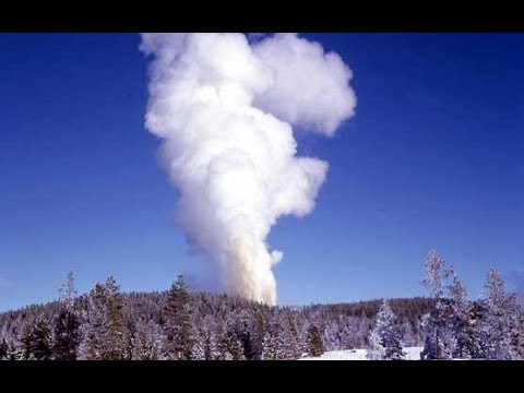 GSM Update 4/28/18 - Coldest April on Record - Steamboat Geyser - Solar Cycle 25 Forecast