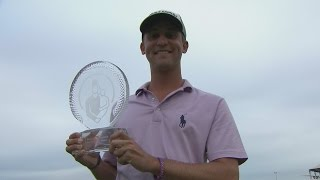 Highlights | Smylie Kaufman's 61 leads to maiden victory at Shriners