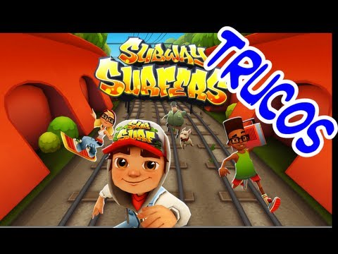 Poner Trucos en Subway Surfers en La Pc  (Cheat Enginer)
