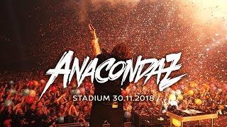 Anacondaz — Москва, Adrenaline Stadium (30.11.2018 Aftermovie)