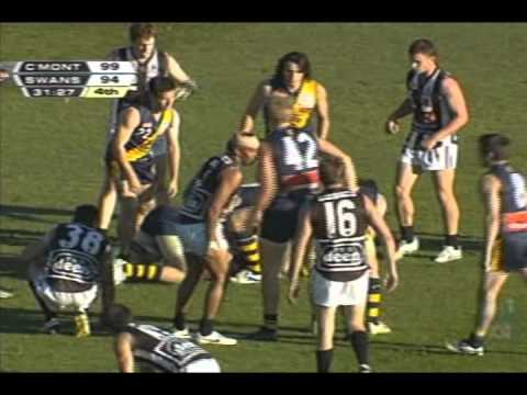 2010 WAFL Grand Final - Swan Districts Vs Claremont