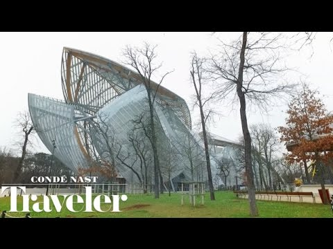 Paris's Best New Museum: The Foundation Louis Vuitton | Condé Nast Traveler