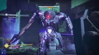 Destiny 2 Exodus Crash Strike Guide - Thaviks, The Depraved Boss