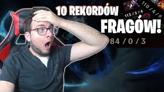 10 Rekordów fragów w League of Legends (Sezon 9)
