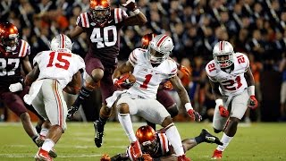 Braxton Miller Spin Move Touchdown vs. Virginia Tech