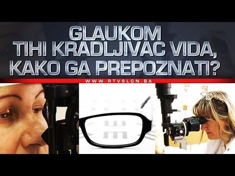 Glaukom – tihi kradljivac vida, kako ga prepoznati? - 27.03.2017.