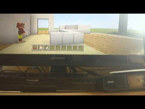 Side Blog Minecraft build