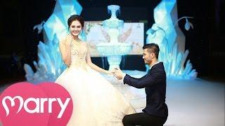 Triển Lãm Cưới Marry Wedding Day Hà Nội 2016 - Giọt Yêu | Marry.vn