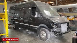 Sprinter Van Repair Services