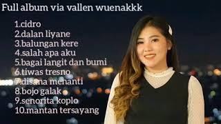 Via VAllen Full Album 2020 Paling Enak Merdu Cidro, Balungan Kere, Dalan Liyane