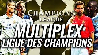 🔴 LIVE ▸ MULTIPLEX LIGUE DES CHAMPIONS - MONACO, LEIPZIG,BVB, REAL,CITY,../ LPC TV