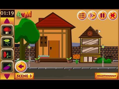 AVM City Park House Escape 2 walkthrough AVMGames YouTube