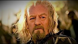 THEODEN* King of Rohan- LOTR