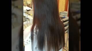 Микронаращивание волос!