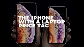 The iPhone with a laptop price tag: Will Apple's iPhone XS Max convince business pros to upgrade?