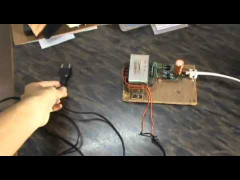 homemade 12v battery charger youtube. Black Bedroom Furniture Sets. Home Design Ideas