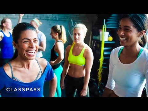 ClassPass: The Monthly Fitness Membership That Gets You Moving