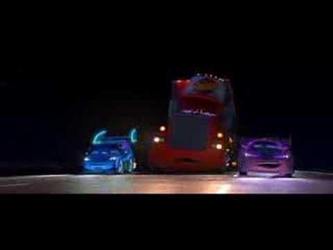 Pixars Cars – Tuner Scene