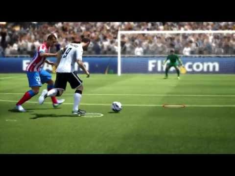 FIFA 14 - Primer Trailer Oficial | Xbox 360, PS3, PC  [HD español]