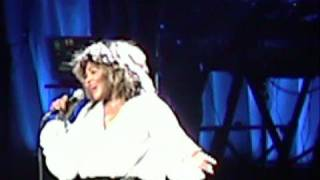 tina turner encore be tender with me baby staples center