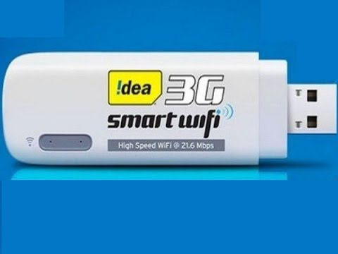 idea 3g smart wifi net setter huawei e8231 the best 3g dongle in india complete review youtube. Black Bedroom Furniture Sets. Home Design Ideas