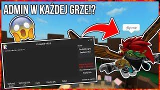 ✅ 😱 [ADMIN GAME GRACKA?] 😱-ROBLOX ¿Cómo tener ADMIN EN CADA JUEGO (K-exploit) ✅