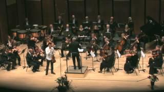 Santa Fe Pro Musica Orchestra: Barber Violin