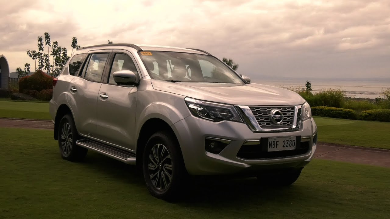 Auto Focus Car Review 2018 Nissan Terra 2 5 Vl 4x2 7at Youtube