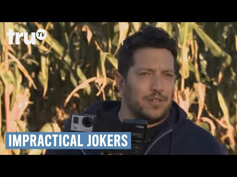 Impractical Jokers - Sal's Haunted Corn Maze (Punishment) | truTV