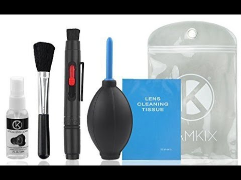 Cheap and Best Lens Cleaning Kit for DSLR Cameras