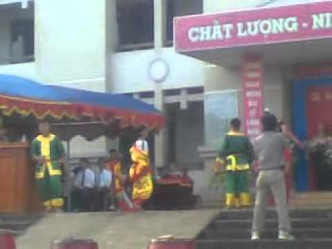 Lễ công nhận trường chuẩn quốc gia THPT Hùng Vương Bình Phước