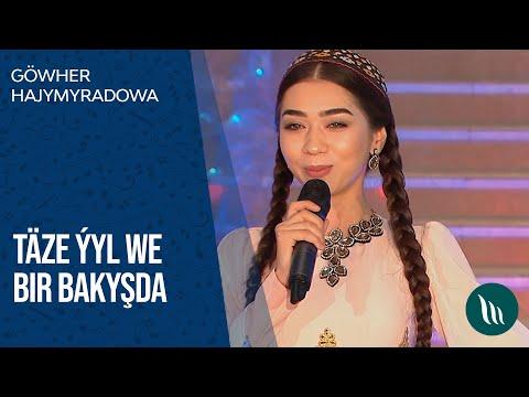 Göwher Hajymyradowa - Täze ýyl, Bir Bakyşda   2020