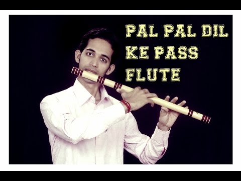 Pal pal dil ke pass lesson on flute tutorial in hindi bollywood song