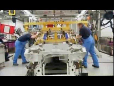Megafábricas ( Rolls Royce Phantom )
