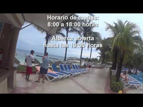Riu Caribe en Cancun Review Cap. 2 1/2