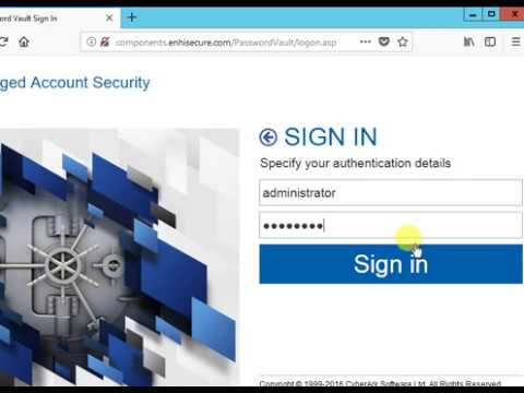 ENH iSecure Integrating CyberArk as Application with Sailpoint IIQ using  SCIM Demo