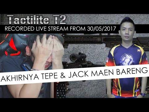 AKHIRNYA!! Tepe & Jack Maen Bareng !!