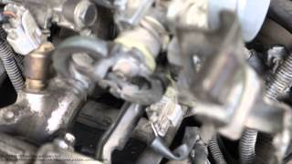 How to adjust idle speed Toyota Corolla. Years 1992 to 2002