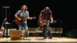 WM3 Rally - Eddie Vedder & Johnny Depp - Society