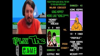 [S0 EP3 Part 3] iPlay The Game - Mike Tyson's Punch-Out!!