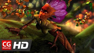 "CGI Animated Short Film HD ""Lacuna "" by TheSchool 