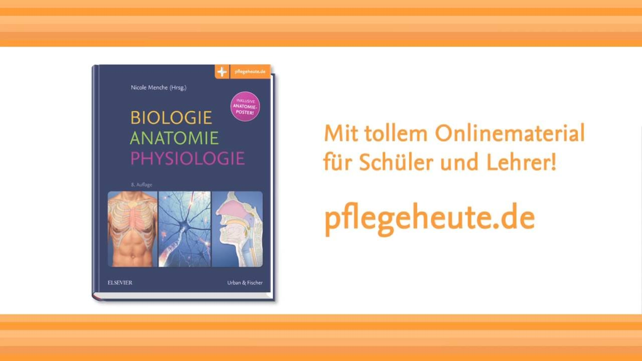 Biologie Anatomie Physiologie - 8. Auflage - YouTube