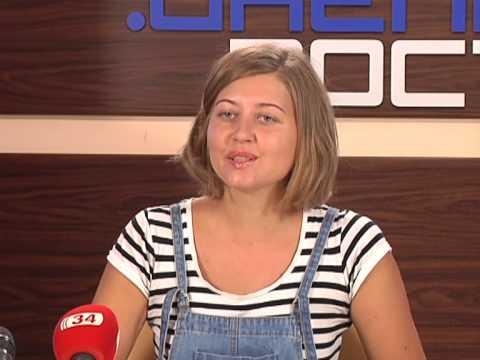 DneprPost \ 30 07 2015 \ Две девушки прошли пешком через всю Украину